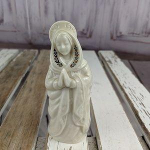 Lenox jewel Mary mother 1993 nativity xmas holiday